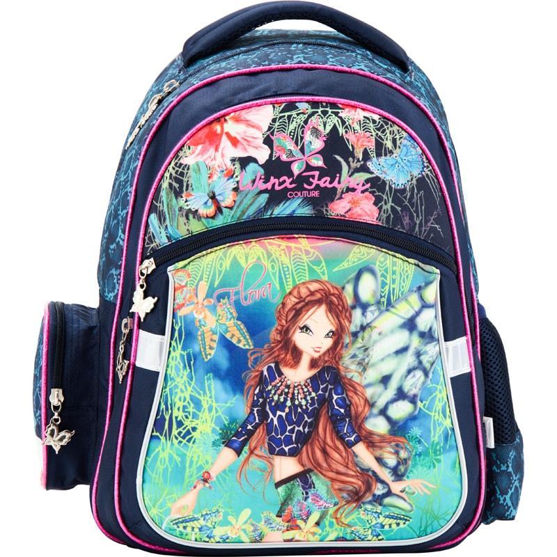 Рюкзак школьный Kite 522 Winx fairy couture