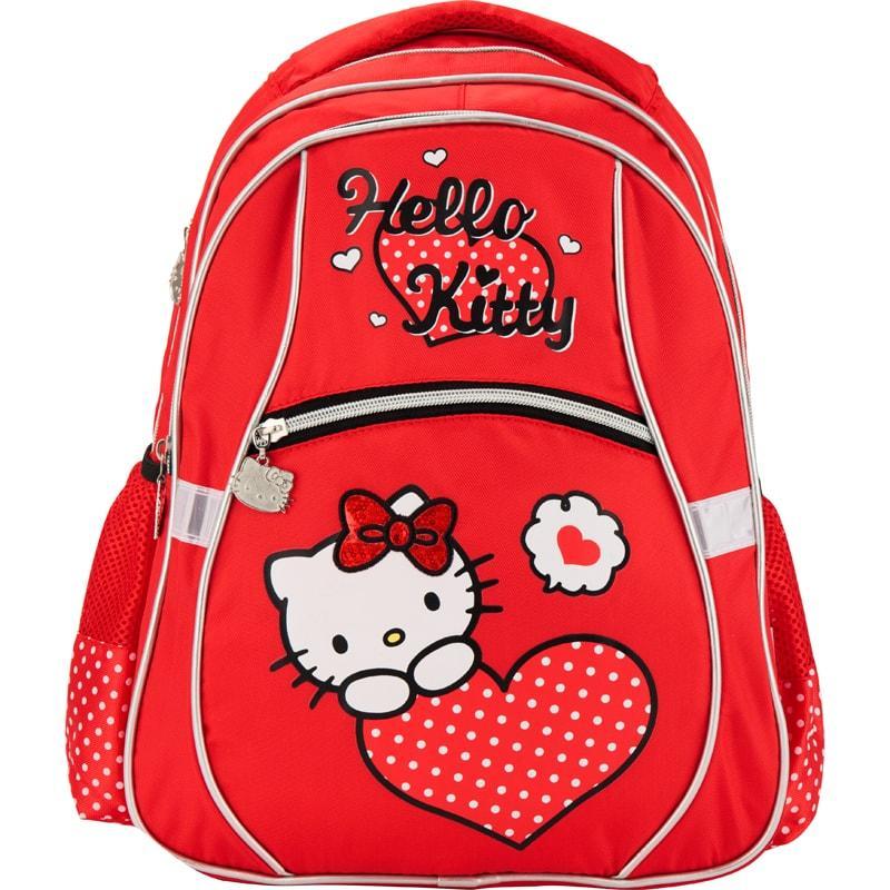 Рюкзак школьный Kite 523 Hello Kitty