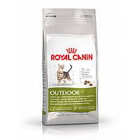 ROYAL CANIN OUTDOOR 30 (СТАРШЕ 1 ГОДА, ЧАСТО БЫВАЮЩИЕ НА УЛИЦЕ) для активных кошек