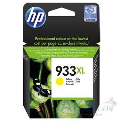 Картридж HP DJ No. 933XL для OJ 6700 Premium (CN056AE) Yellow