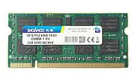 Оперативная память DDR2 2GB SoDIMM для ноутбука, универсальная PC2-6400 2R*8 800 MHz