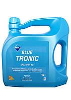 Моторное масло Aral Blue Tronic sae 10w40 4л