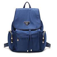 Городской рюкзак женский Winner. Модные рюкзаки. Черный, синий и фиолетовый цвет.
