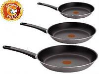 Набор сковородок сковородка TEFAL It's Time 20/24/28 см A31102 A31104 A31106