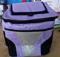 Термосумка сумка холодильник на 10л с верхним открытием TS-309 + Аккумулятор холода в Подарок, фото 1