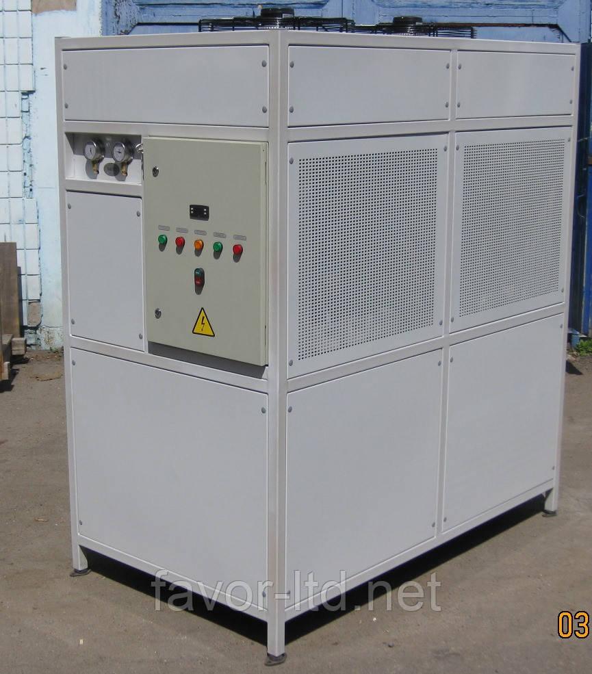 Чиллер для термопластавтоматів