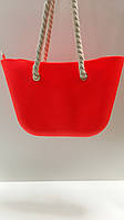 Силиконовая сумка Bag L-178 Red