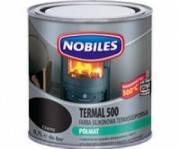 NOBILES TERMAL 500 черная полуматовая, 0.7 л 0.7л