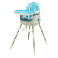 Стульчик для кормления Keter Multi Dine High Chair  Голубой