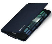 Обложка чехол Dux Ducis Skin Pro для Amazon Kindle Paperwhite, Dark blue