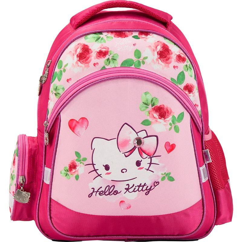 Рюкзак школьный Kite 521 Hello Kitty