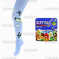 Детские качественные колготки Shuguan AngryBirds 9086 98-104-02-R