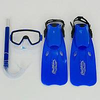 Набор для плавания 0820   маска,трубка,ласты