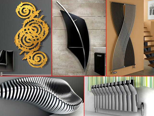 Дизайнерські радіатори і рушникосушки