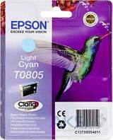 Картридж Epson StPhoto P50/PX660/PX720WD/PX820FWD (C13T08054011) light cyan