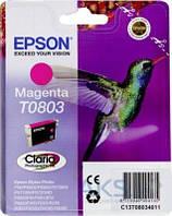 Картридж Epson StPhoto P50/PX660/PX720WD/PX820FWD (C13T08054011) magenta