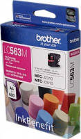 Картридж Brother MFC-J2310/J3520 (LC563M) magenta