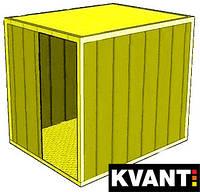 Котельные и топливные модули KVANT MODULE FUEL FW