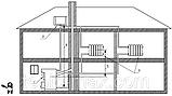 Бак расширительный открытого типа с крышкой 6 литров, фото 2