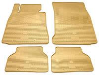 Резиновые коврики для BMW 7 (Е38) 1994-2001 (STINGRAY)