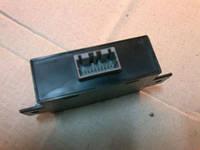 Блок управления ВАЗ 1118 Лада Калина климатической установкой