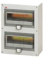 Щит навесной EUROPA IP55, 20 мод., прозрачная дверь