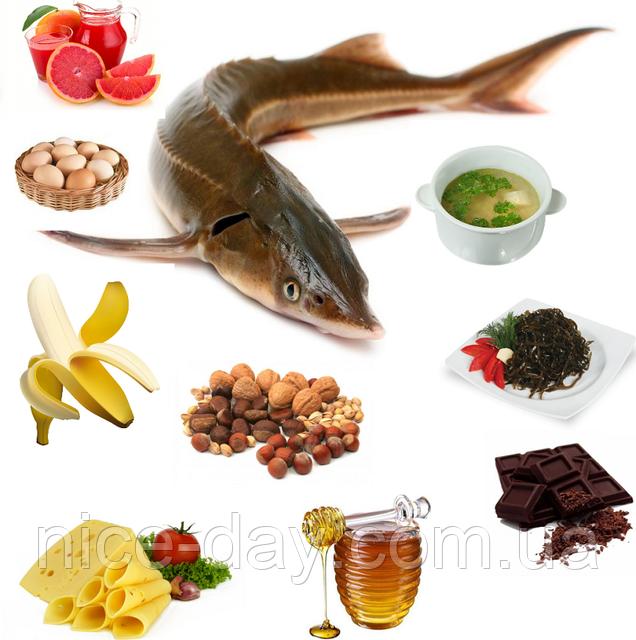 Десять лучших продуктов для хорошего настроения