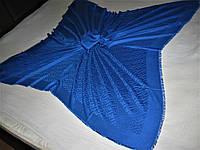 Платок Fendi кашемировый можно приобрести на выставках в доме одежды Киев