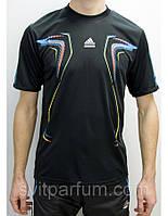 Мужская футболка Adidas из полиэстера, футболки Украина, стильная одежда, дешевые майки и футболки