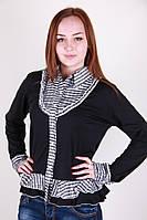 Блуза 713 (черный)
