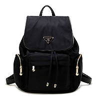 Городской рюкзак женский Winner. Модные рюкзаки. Черный, синий и фиолетовый цвет. Черный