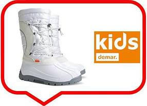 Детская зимняя обувь тм Demar (польша)