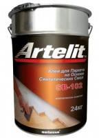 Синтетический клей для паркета Artelit  SB-102, 24 кг 24 кг