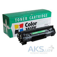 Картридж ColorWay CANON 728(726) //HP CE278A (CW-C728M)