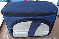 Термосумка сумка холодильник на 9л TS-377 + Аккумулятор холода в Подарок, фото 1
