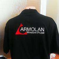 Фирменная футболка Armolan