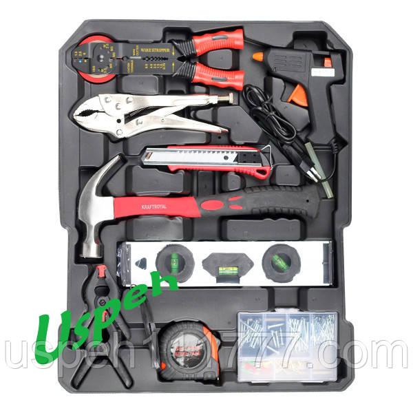 uspeh111777 Exclusive kraft 326 tlg набор инструментов