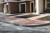 Золотой мандарин Бордюр дорожный малый (1000х250х150) Серая Вес 102,0 кг