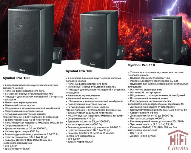 Magnat Symbol Pro 160 двух полосная полочная АС  бас-рефлекс