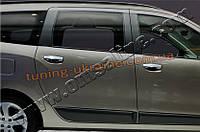 Накладки на дверные ручки Omsa на Dacia Lodgy 2013