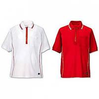 Тениска DAIWA PE-7311 RED LL VENTCOOL