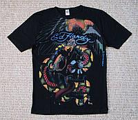 ED HARDY футболка made in USA ОРИГИНАЛ (L)