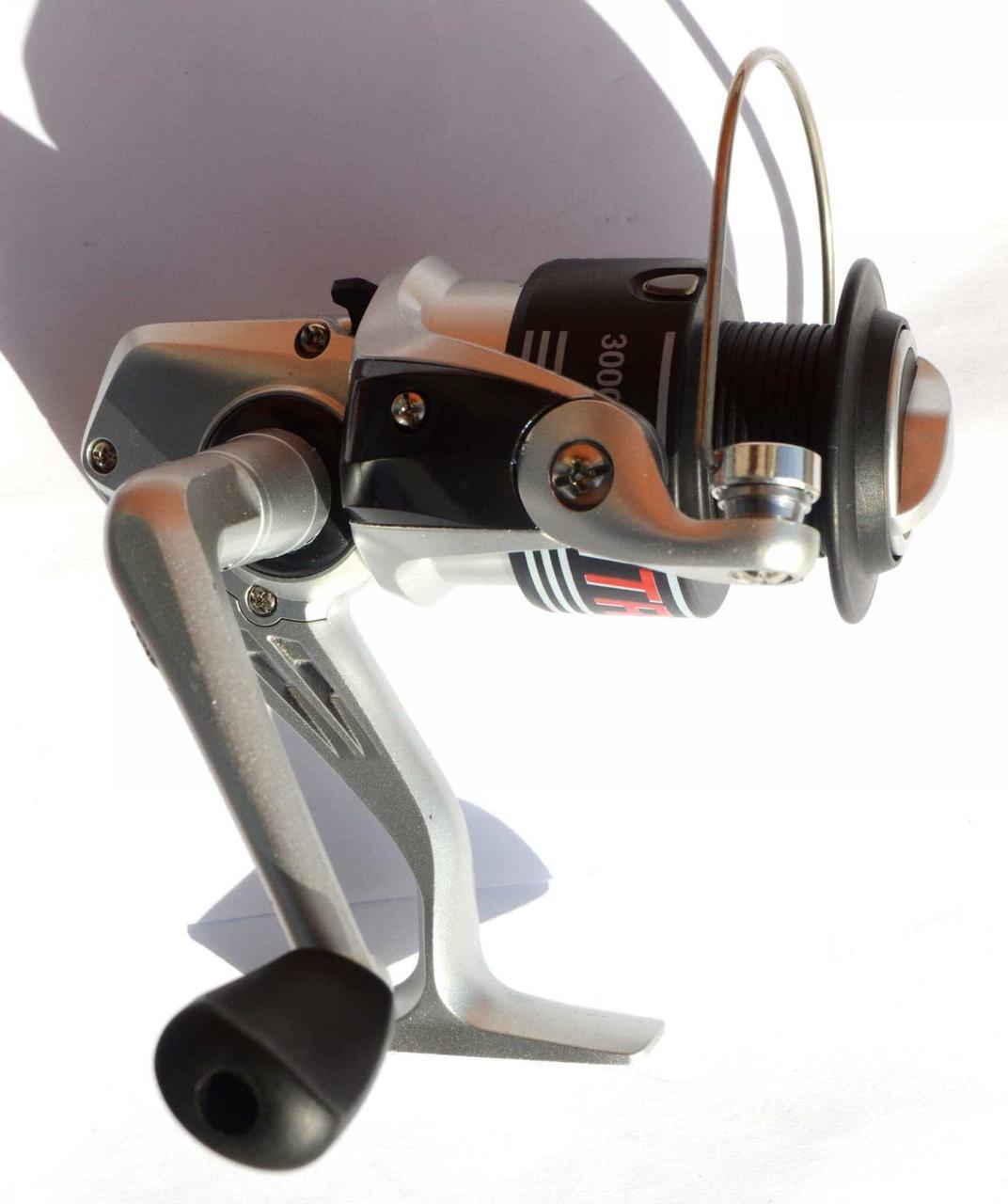 Катушка для рыбалки Брат Фишинг, NITRO 3000 FD, 4 подш.