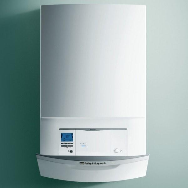 EcoTEC plus VU OE 466/4-5 H Котел газовий конденсаційний настінний, номінальна теплова потужність 46,4 кВт