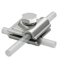 Соединитель Vario 249 8-10 VA нержавеющая сталь. OBO Bettermann. 5311551