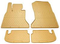 Резиновые коврики для BMW 5 (F10) 2010- (STINGRAY)