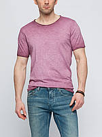 Мужская футболка LC Waikiki фиолетово-светло-фиолетового цвета