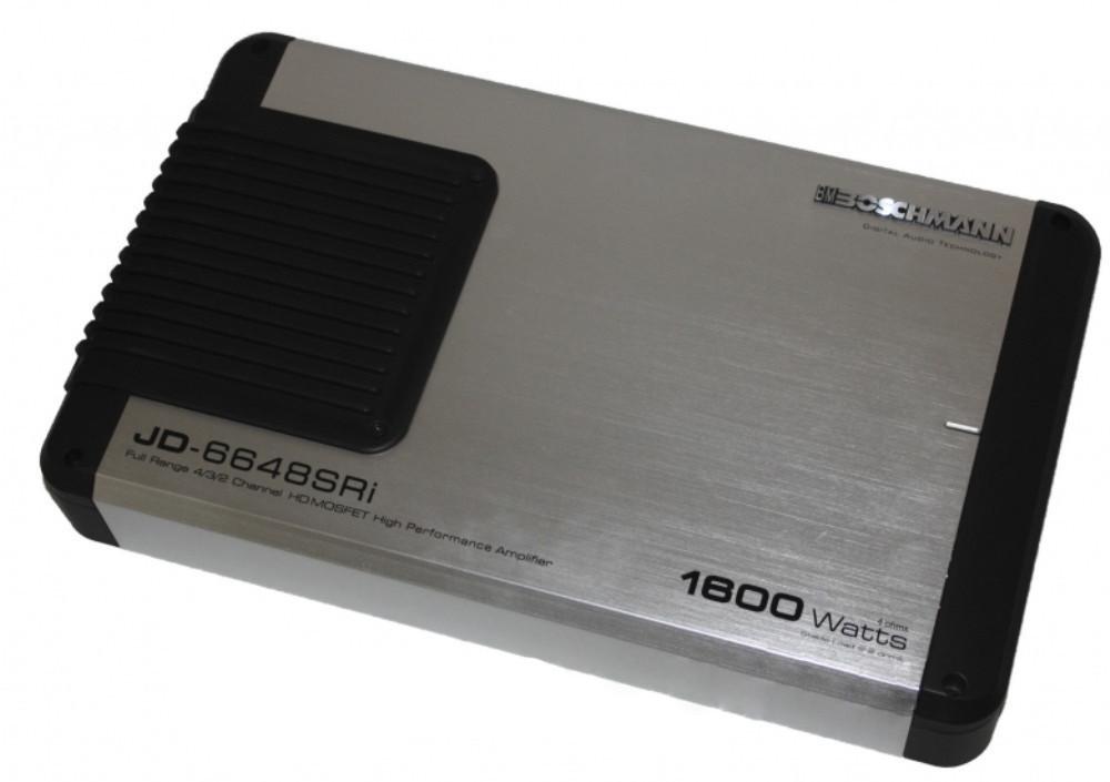 Усилитель BM Boschmann JD-6648 SRI + ПОДАРОК: Держатель для телефонa L-301