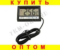 Автомобильный термометр с выносным датчиком ST-2