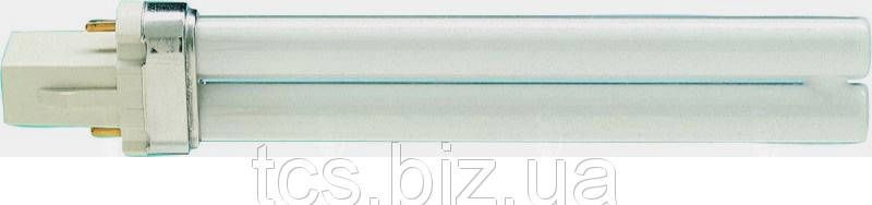 PL-S 9W/10/2P (G23) Ультрафіолетова лампочка, фото 2